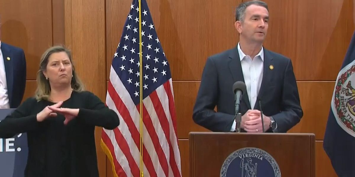 Governor Northam announces $95 million will go to criminal justice programs