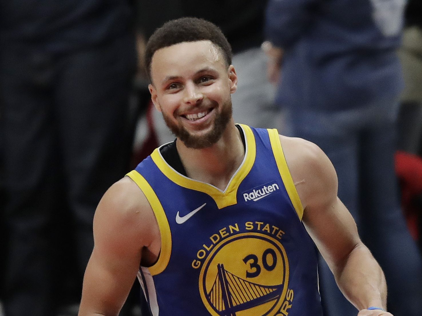 Warriors beat Blazers 119-117 in OT for NBA Finals berth