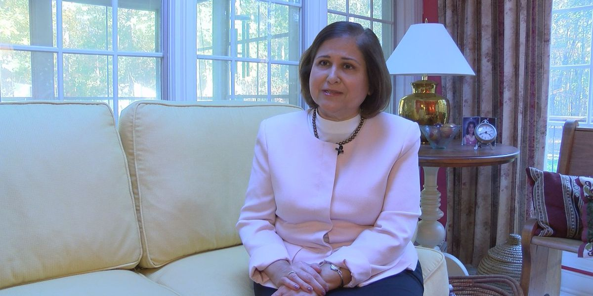 Ghazala Hashmi reflects on historic win