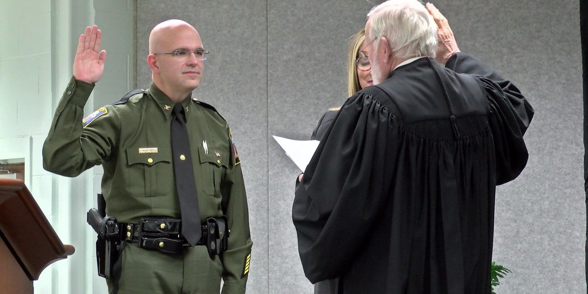 New Chesterfield Police chief: officers deserve support and respect