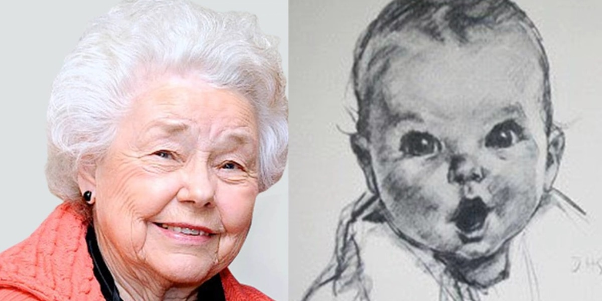 Original Gerber baby celebrates 94th birthday