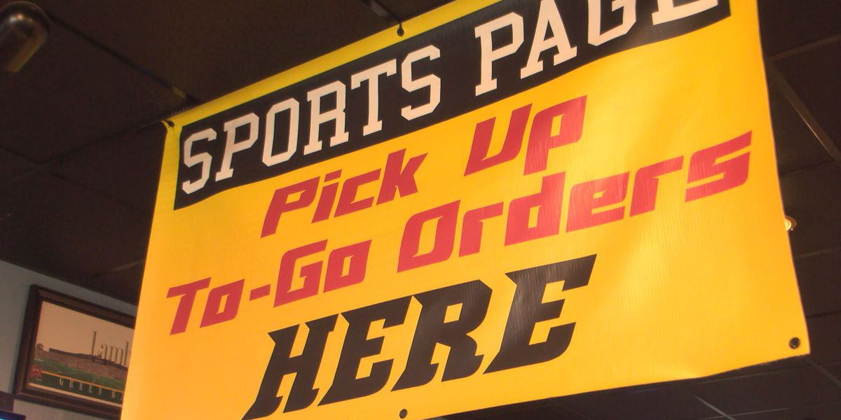 Sports bars prepare for high to-go orders & delivery rush on Super Bowl Sunday