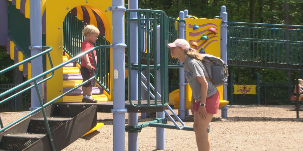 Parents uncertain about vaccinating young children