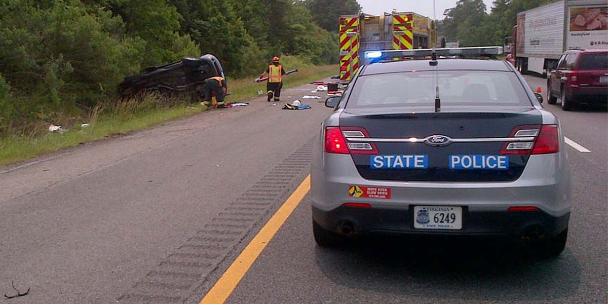 NC man IDed as fatal Caroline crash victim