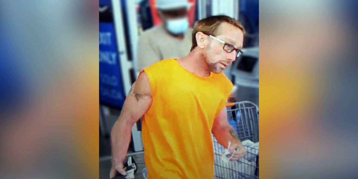 Police search for man suspected of shoplifting