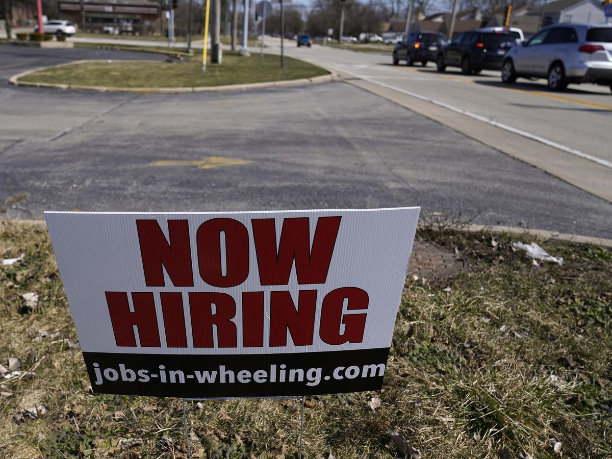 US job openings soar to highest level on record
