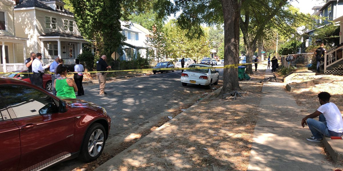 Man fighting for life after Richmond shooting