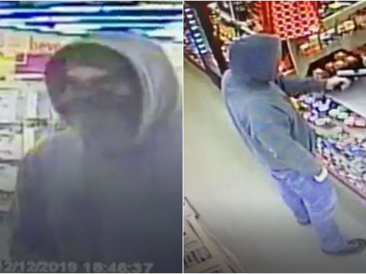 Police search man who robbed Family Dollar at gunpoint