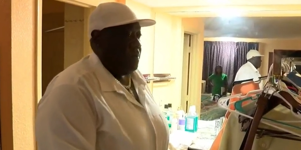 Legally blind man kicked out of nursing home gets help from community
