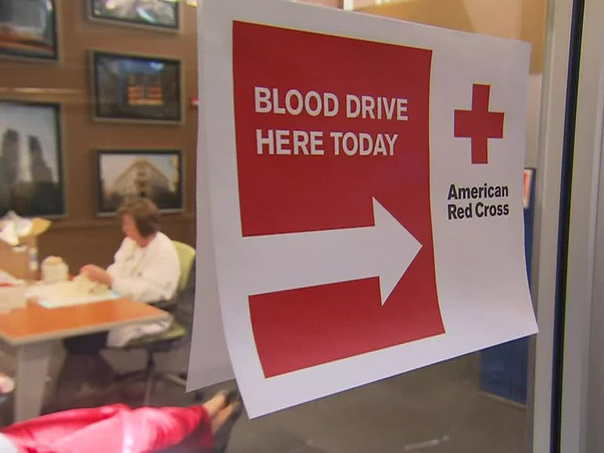 Red Cross needs donations as pandemic saps blood supplies