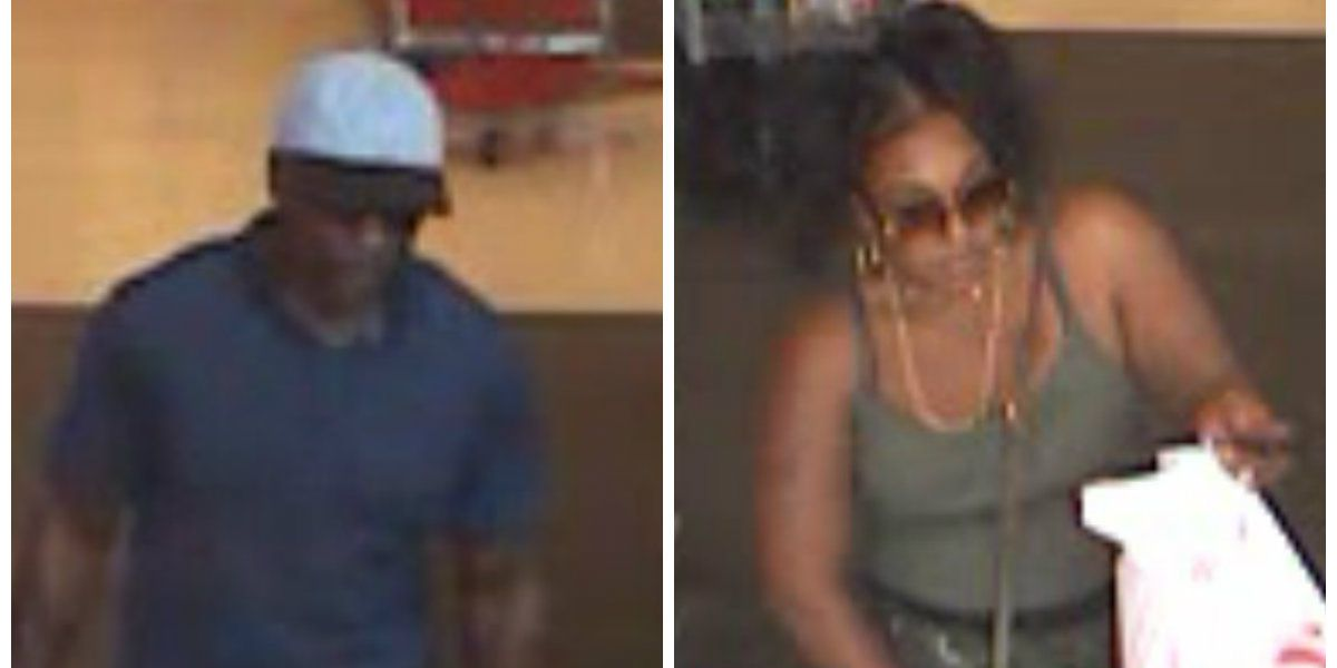 Police looking for man, woman who spent $4,000 on stolen credit card