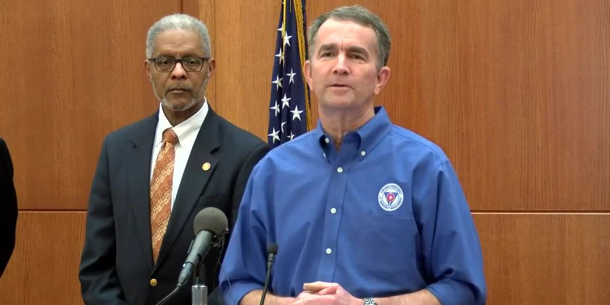 'We all want to end this pandemic': Northam bans gatherings of 100+ people as coronavirus cases rise in Virginia