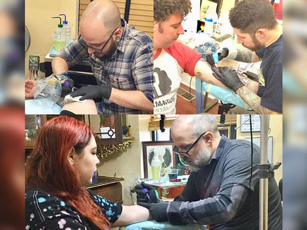 Loose Screw Tattoo hosting 4th annual Ink To End Lyme Flash Event