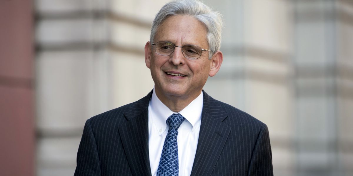 Snubbed as Obama high court pick, Garland in line to be AG