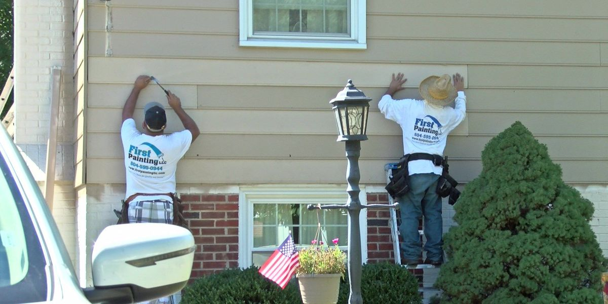 First Painting helps Henrico woman after previous contractor abandoned job