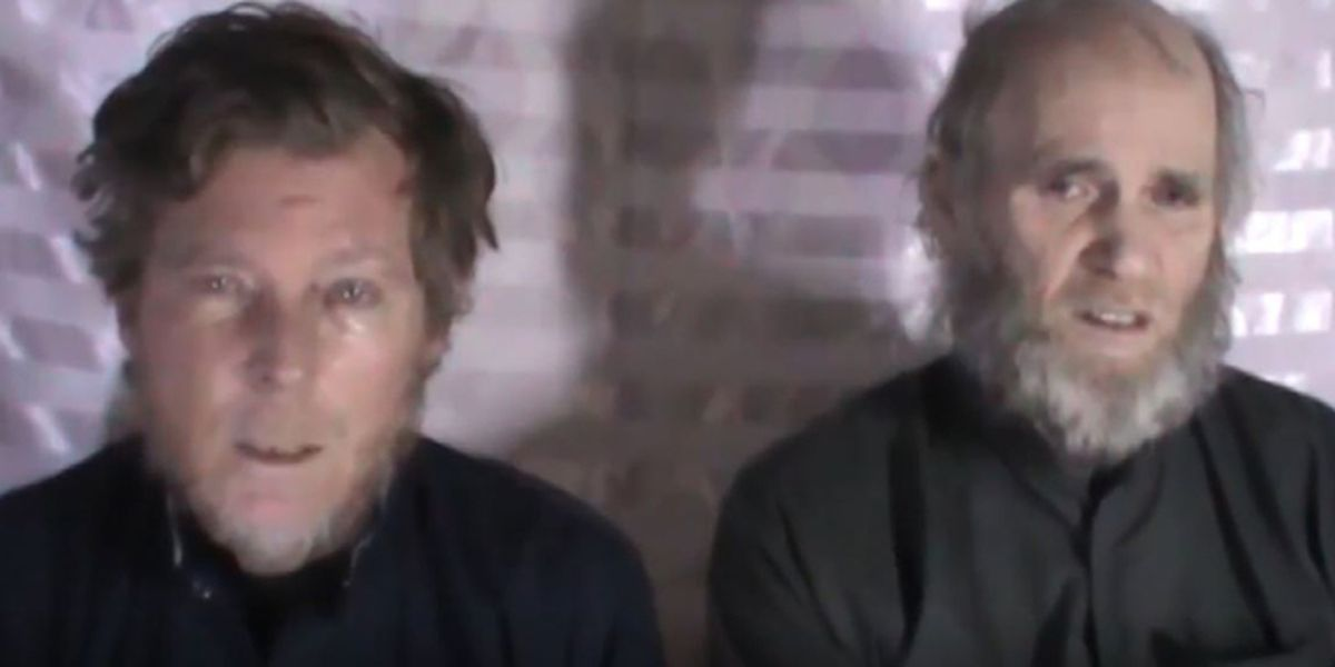 Taliban say they freed US, Australian hostage for 3 Taliban