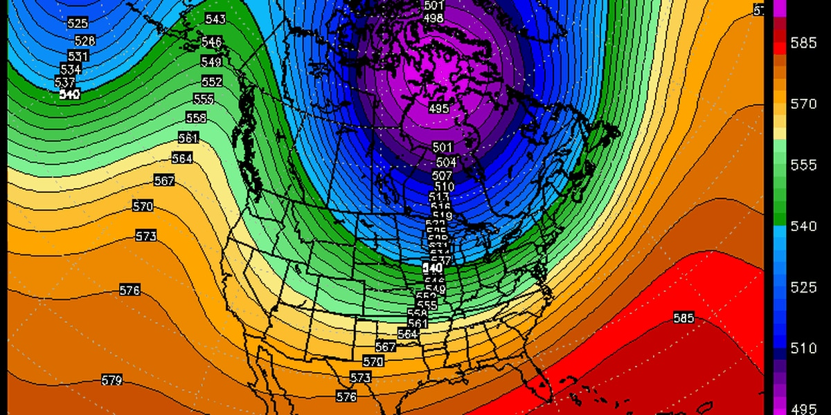 FIRST ALERT: Arctic chill set to return early February
