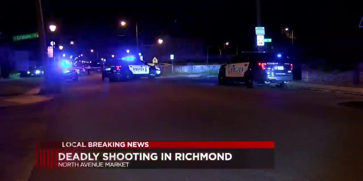 Suspect on the run after deadly Richmond shooting