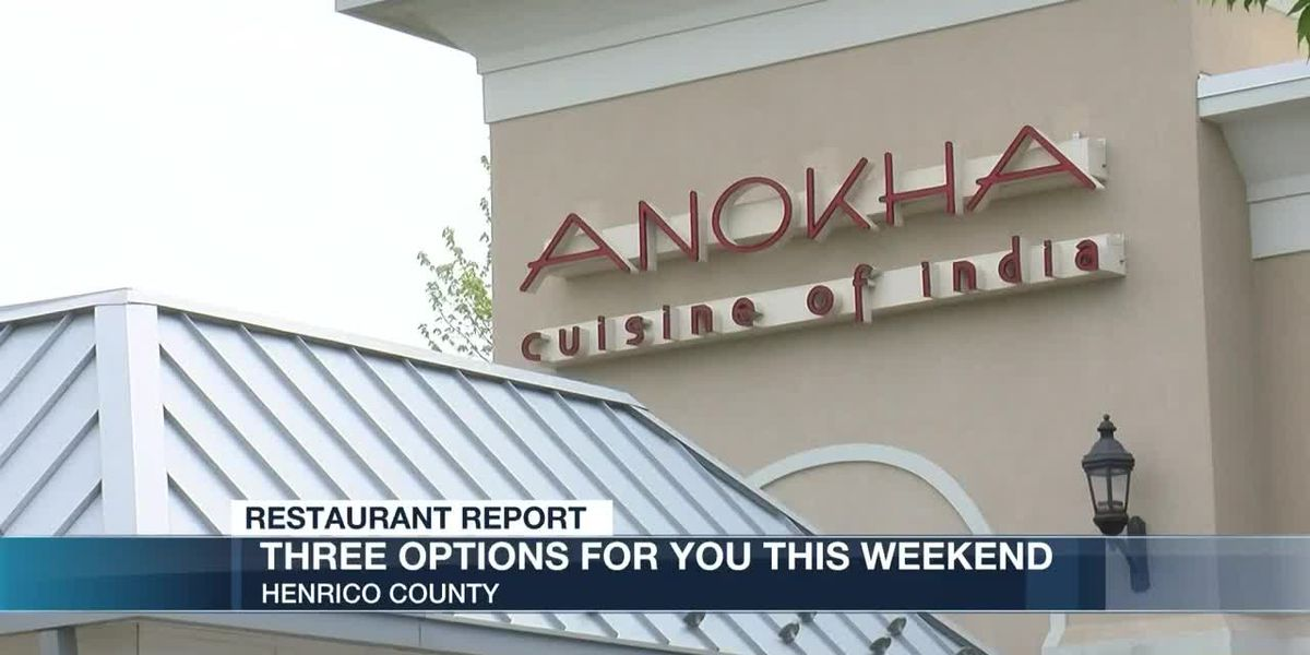 Three Henrico restaurants open for business this weekend
