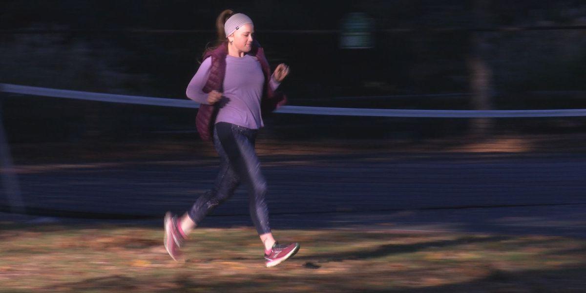 Runners take aim at Richmond Challenge