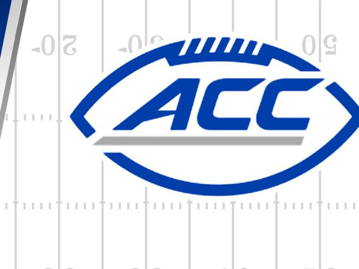 ACC football, fall sports, moving forward beginning in September