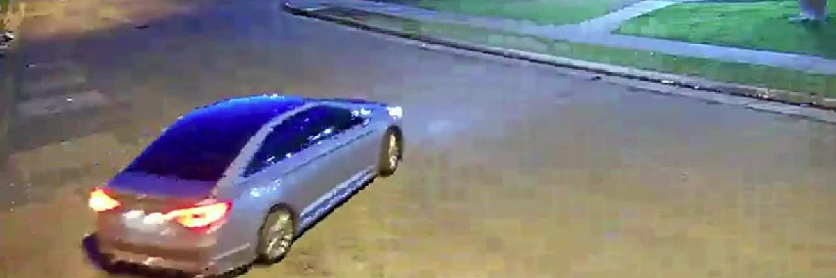 Police searching for vehicle in connection to shooting death of 25-year-old woman