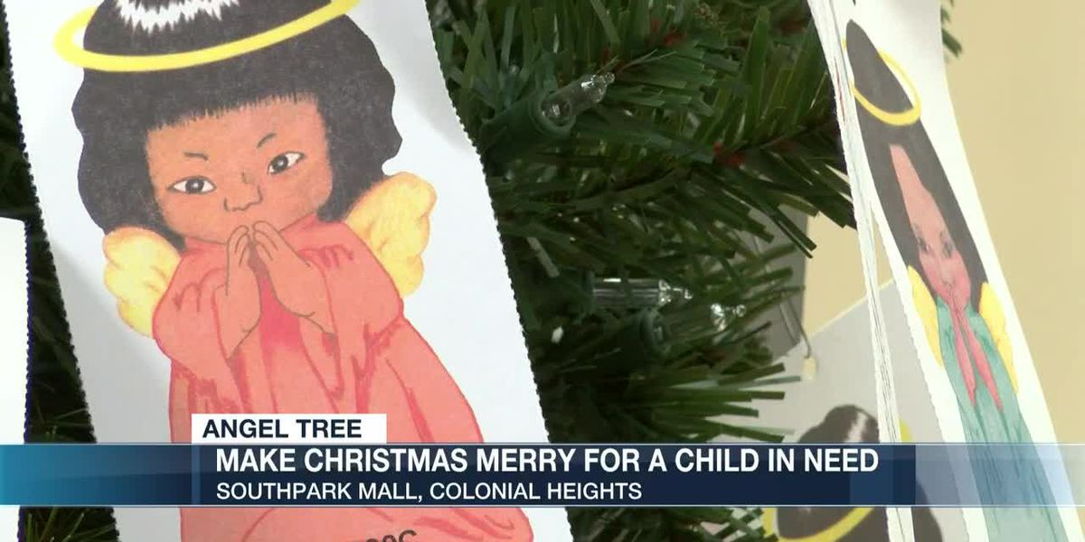 Make Christmas merry for a child in need