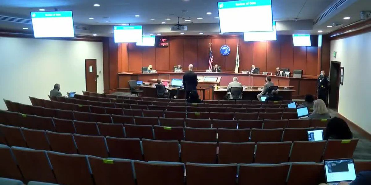 Chesterfield School Board explains return to virtual learning
