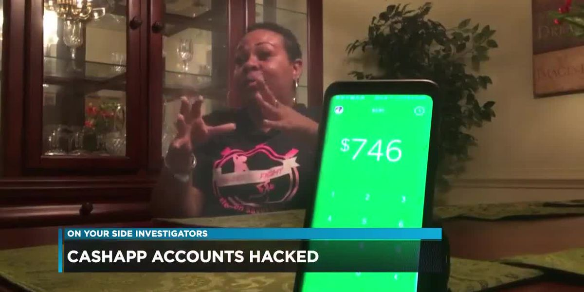 Petersburg woman's Cash App hacked, Breast Cancer research donations missing