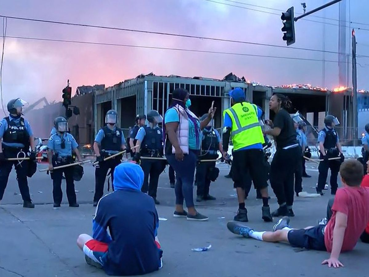 National Guard called to respond to Minneapolis violence