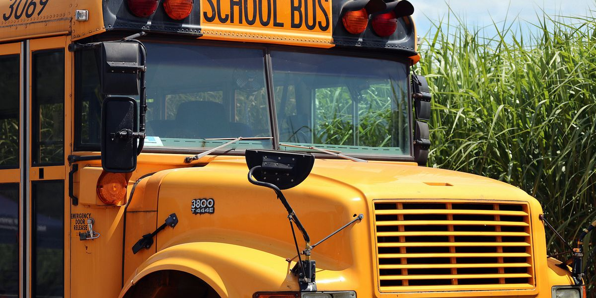 16-year-old on bicycle struck by Virginia school bus