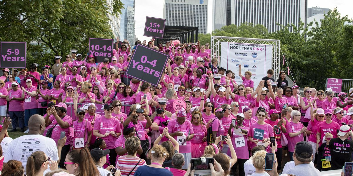 Susan G. Komen walk expands; local director with cancer makes it look easy