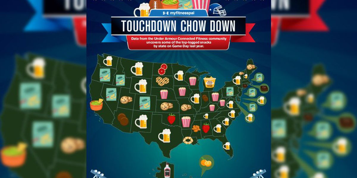 Beer takes the top spot as Super Bowl 'snack' in VA