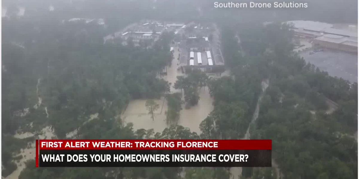What does your home insurance cover?