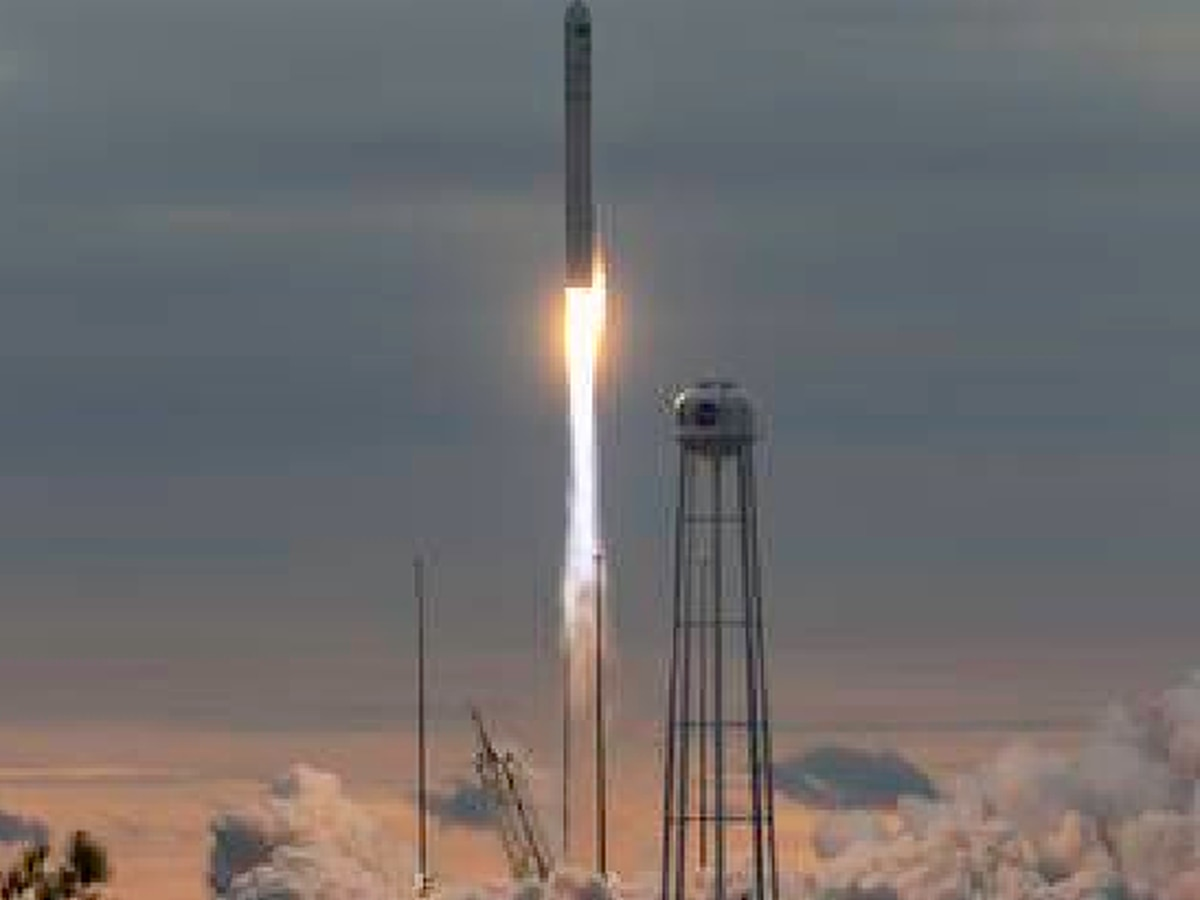 Antares rocket launch scheduled for Thursday morning on Virginia's Eastern Shore