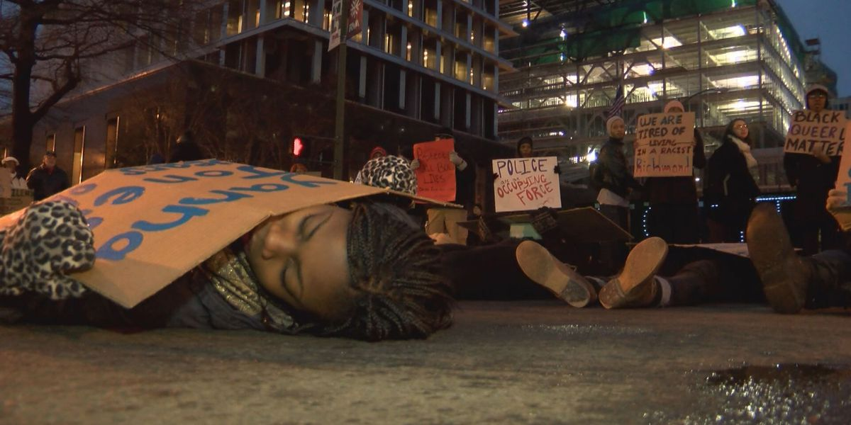 RPD on RVA protests: Arrests not the answer