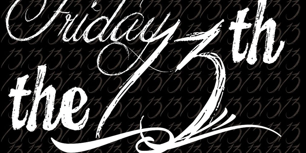 13 strange Friday the 13th superstitions