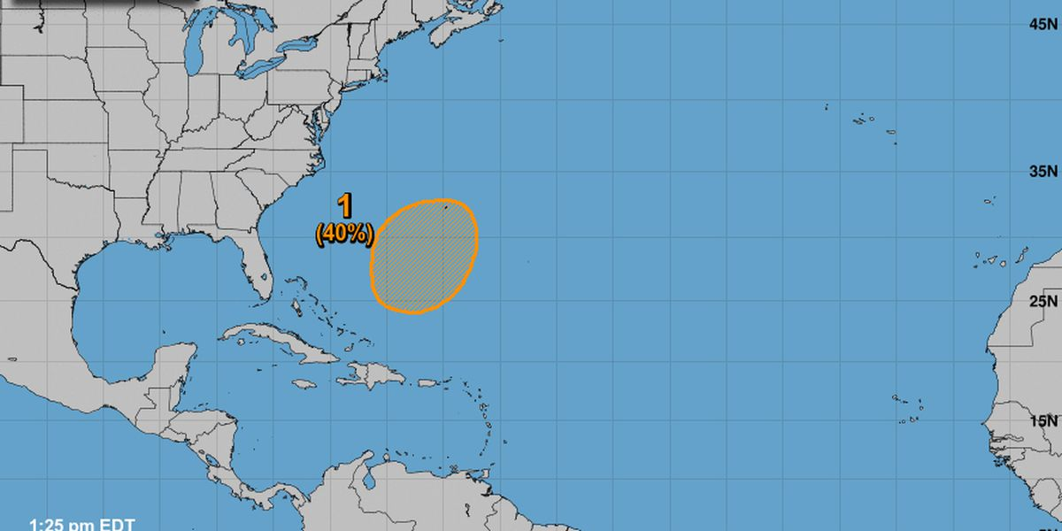 Tropical development possible in the Atlantic over next several days