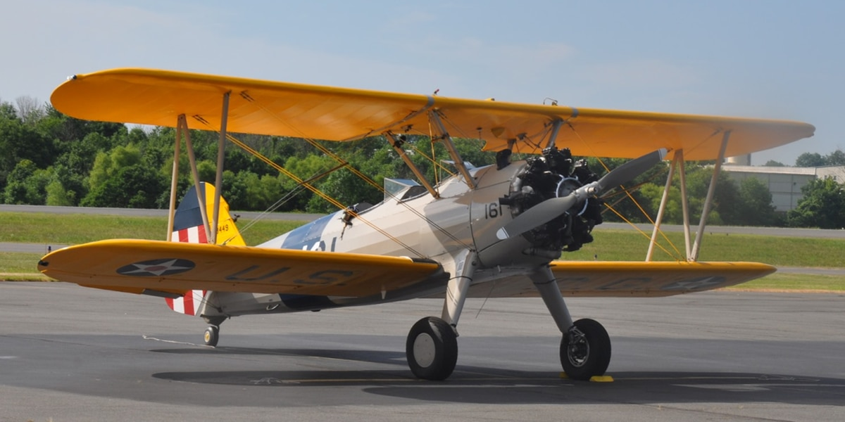 Fly an airplane during this WWII aircraft tour's Richmond-area stop