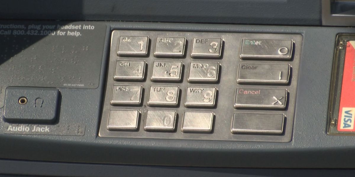 How to spot ATM skimming devices