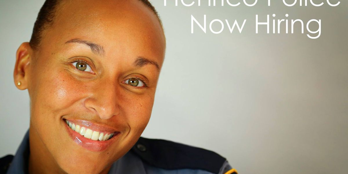 Henrico police to hold Diversity in Law Enforcement orientation