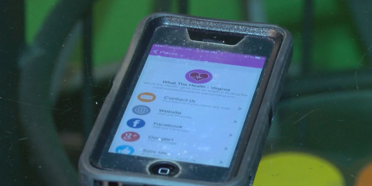 'What the Health' app tracks Virginia restaurant violations