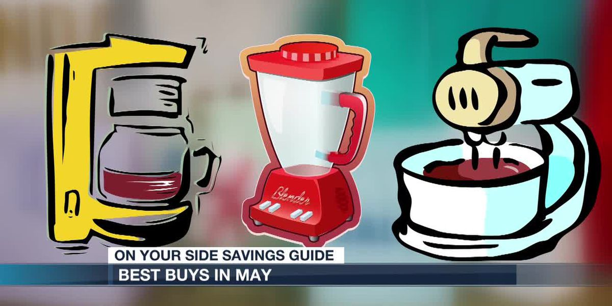 Best buys in May