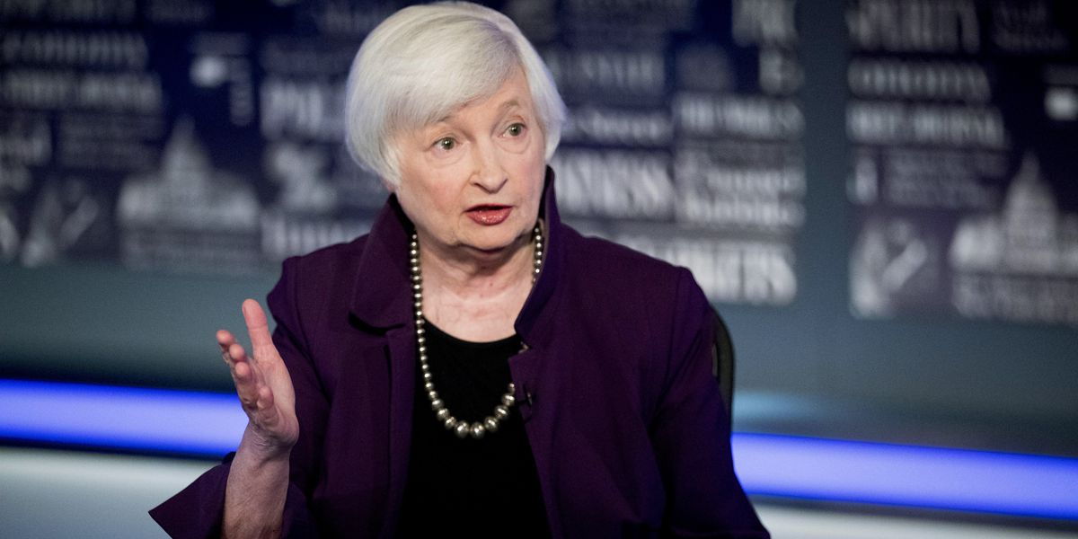 Pandemic support at center of Yellen confirmation hearing
