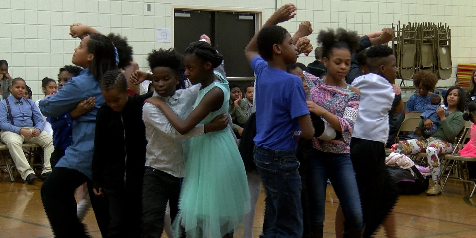 Richmond school uses ballroom dance to teach life lessons