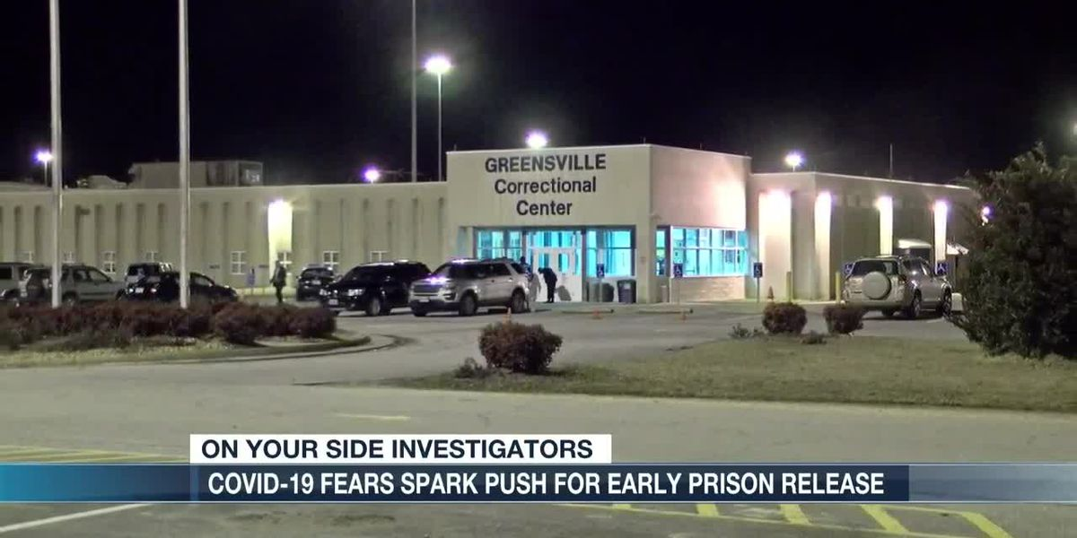 COVID-19 fears spark push for early prison release