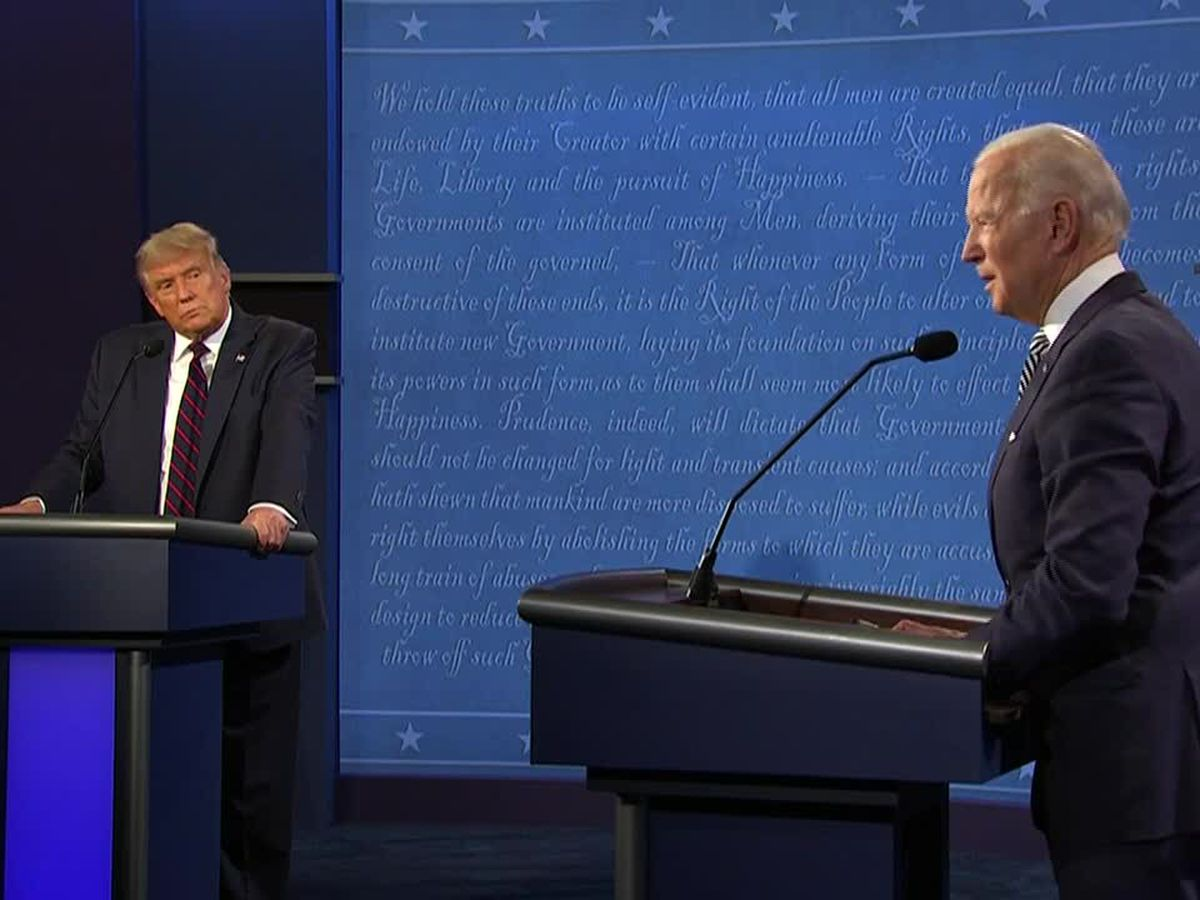 News to Know for Sept. 30: Presidential debate recap; House approves police reform budget; Unemployment benefits paused; Sales tax changes