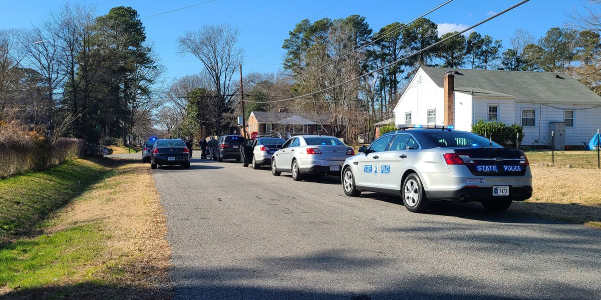 Troopers investigating after vehicle shot at in Henrico