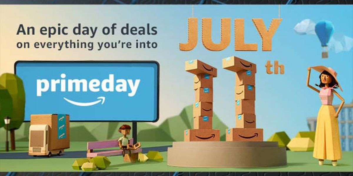 Amazon 'Prime Day' begins at 9 p.m. Monday