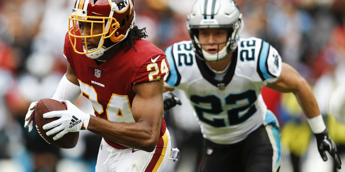 Norman intercepts Newton, Redskins beat Panthers 23-17